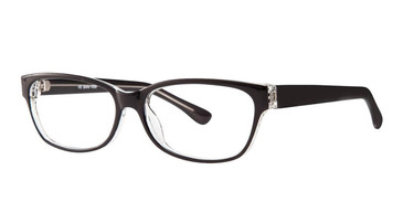 Black/Crystal Vivid Soho 1009 Eyeglasses