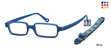 Blue CAPRI TF6 Eyeglasses
