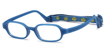 Blue Capri Trendy TF3 Eyeglasses