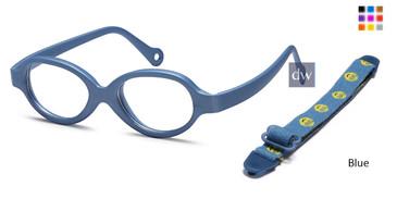 Blue CAPRI TF2 Eyeglasses