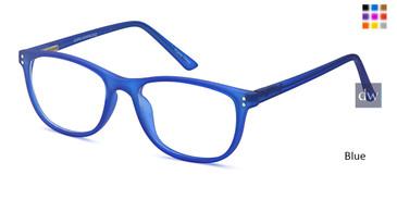 Blue CAPRI DOWNLOAD Eyeglasses - Teenager