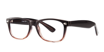 Black/Grey Vivid Soho 1011 Eyeglasses.