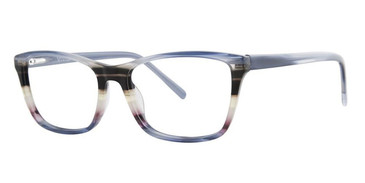 Blue Stripe Vivid Splash 76 Eyeglasses