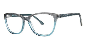 Green Vivid Splash 74 Eyeglasses