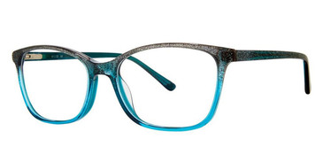 Green Vivid Splash 73 Eyeglasses