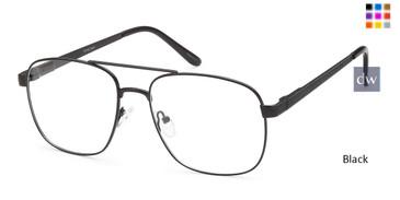 Black CAPRI PT102 Eyeglasses