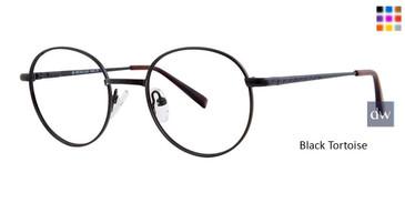 Black / Tortoise  Vivid Metalflex 1040 Eyeglasses