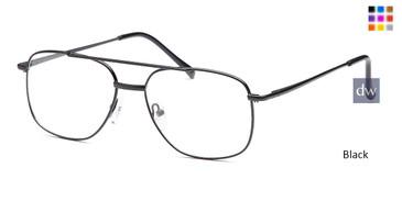 Black CAPRI 7705 Eyeglasses