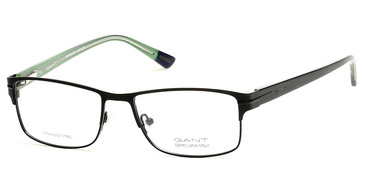 Matte Black Gant GA3084 Eyeglasses.