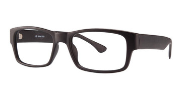 Black Matt Vivid Soho 1019 Eyeglasses.