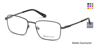 Matte Gunmetal Gant GA3170 Eyeglasses.