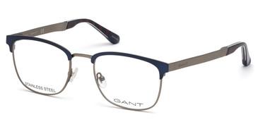 Matte Blue Gant GA3181 Eyeglasses.