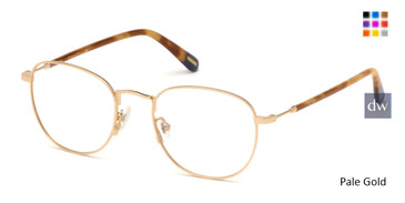 Pale Gold Gant GA3196 Eyeglasses.