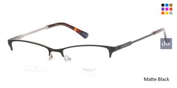 Matte Black Gant GA4067 Eyeglasses.
