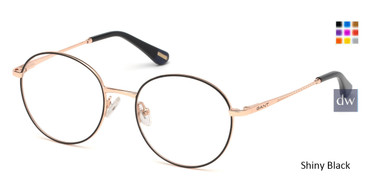 Shiny Black Gant GA4090 Eyeglasses.