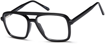 Black CAPRI 4U UP301 Eyeglasses