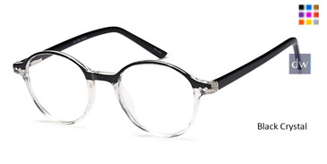 Black Crystal CAPRI UP304 Eyeglasses