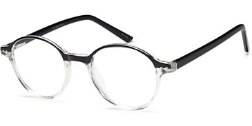 Black Crystal CAPRI 4U UP304 Eyeglasses