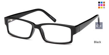 Black CAPRI U213 Eyeglasses