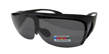 Black Capri PRORX FIT-OVER 700 Sunglasses.