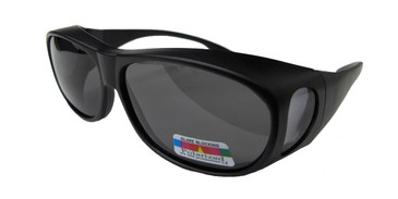 Black Capri PRORX FIT-OVER 684 Sunglasses.