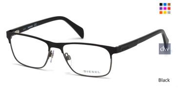 Black Diesel DL5171 Eyeglasses.
