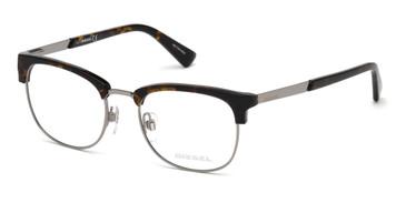 Dark Havana Diesel DL5275 Eyeglasses - Teenager.
