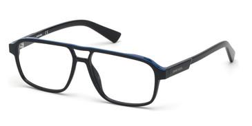 Black Diesel DL5309 Eyeglasses.