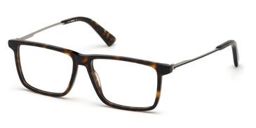 Dark Havana Diesel DL5312 Eyeglasses.
