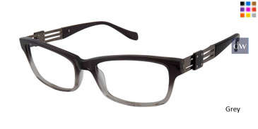 Grey Tura By Lara Spencer LS117 Eyeglasses.