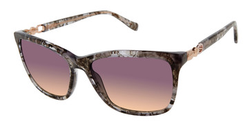 Grey Tura By Lara Spencer LS520 Sunglasses.