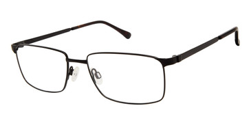 Black Titan Flex M985 Eyeglasses.
