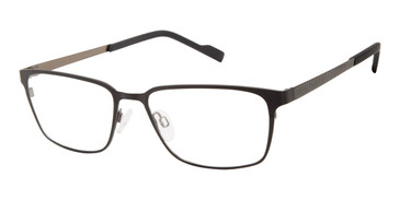 Black Titan Flex 827040 Eyeglasses.
