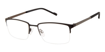Black Titan Flex 827039 Eyeglasses.