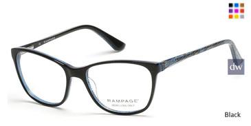 Black Rampage RA0155A Eyeglasses.
