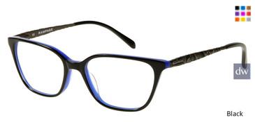 Black Rampage RA0175 Eyeglasses.