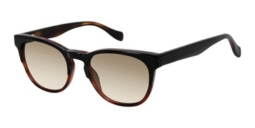 Black/Tortoise Tura By Lara Spencer LS514 Sunglasses.