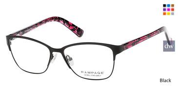 Black Rampage RA0199 Eyeglasses.