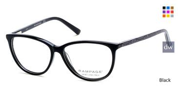 Black Rampage RA0201 Eyeglasses.