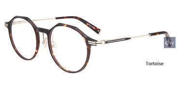 Tortoise John Varvatos V413 Eyeglasses - Teenager.