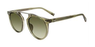 Olive Crystal John Varvatos Sunglasses.
