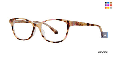 Tortoise Lilly Pulitzer GIRLS RX Brynn Mini Eyeglasses