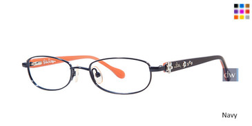 Navy Lilly Pulitzer GIRLS RX Sully Eyeglasses - Teenager