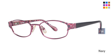 Navy Lilly Pulitzer GIRLS RX Jalyn Eyeglasses - Teenager