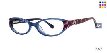 Navy Lilly Pulitzer GIRLS RX Eryn Eyeglasses