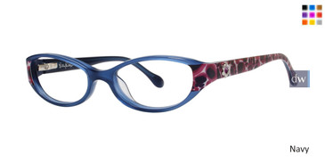 Navy Lilly Pulitzer GIRLS RX Eryn Eyeglasses