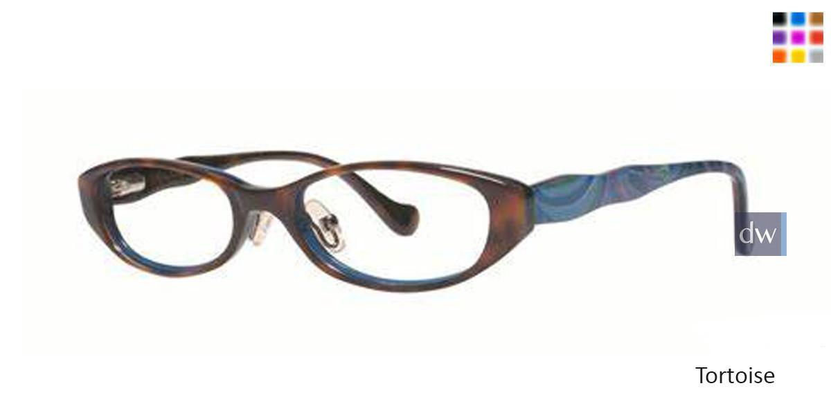 Tortoise Lilly Pulitzer GIRLS RX Darleene Eyeglasses
