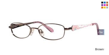 Brown Lilly Pulitzer GIRLS RX Zoie Eyeglasses