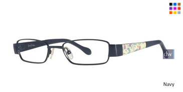 Navy Lilly Pulitzer GIRLS RX Lexie Eyeglasses