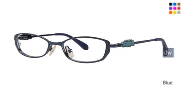 Blue Lilly Pulitzer GIRLS RX Roxy Eyeglasses